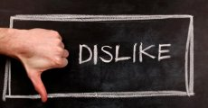Facebook Dislike Butonu Aktif Oldu