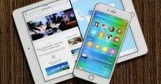 iOS 9 Güvenlik Güncellemesi Yayınlandı