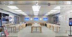Apple Store Bakıma Girdi