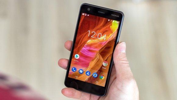 Nokia 2 için Yeni Güncelleme