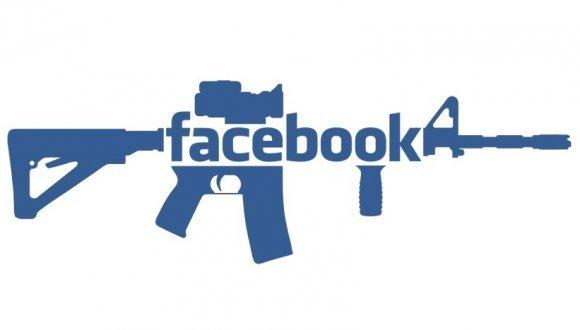 Facebook'tan Silahlanma Karşıtı Güncelleme
