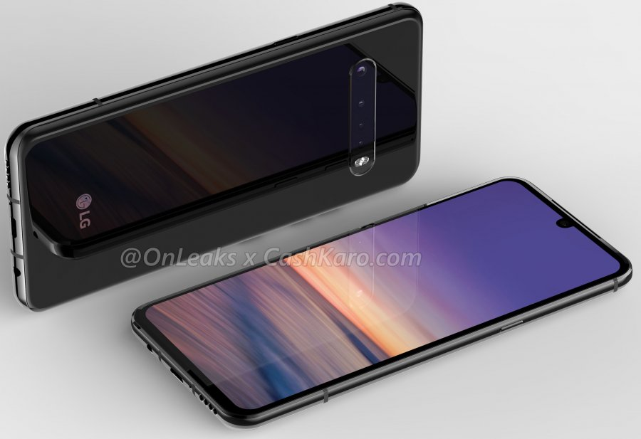 LG G9 Tasarım Detayları Ortaya Çıktı
