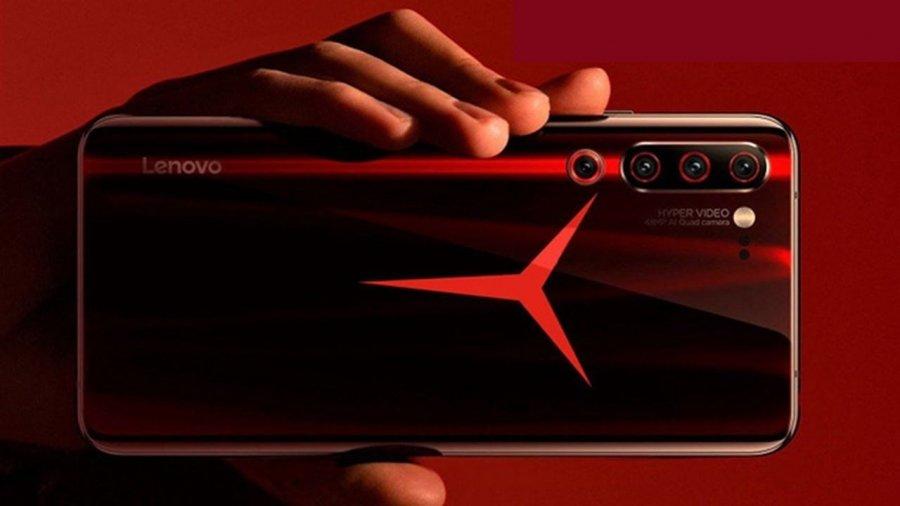 Lenovo'nun Oyun Telefonu için Tarih Kesinleşti