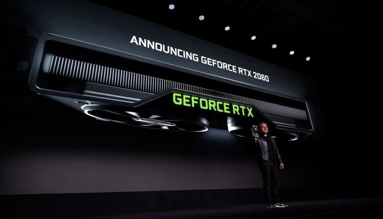 Nvidia GeForce RTX 2060 Duyuruldu