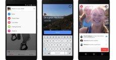 Facebook Canlı Yayın Özelliği Android'e Geldi