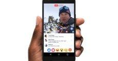 Facebook Canlı Yayın Özelliği Güncelleniyor