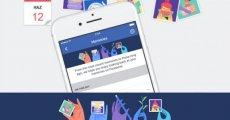 Facebook'tan Geçmişe Götüren Yeni Özellik