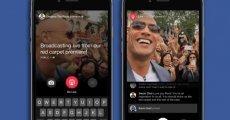 Facebook Live için Snapchat Filtreleri