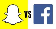 Facebook'tan Yeni Snapchat Hamlesi