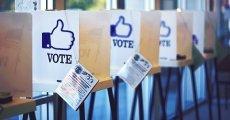 Facebook Üzerinden Oy Kullanılabilecek