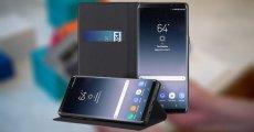 Galaxy Note 9'un Resmi Aksesuarları Ortaya Çıktı
