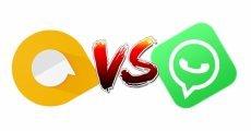 Google Allo, WhatsApp'ı Geçecek mi?