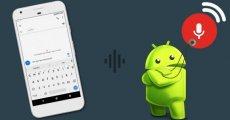 Google'dan Telefonlar için Sesle Kontrol İmkanı