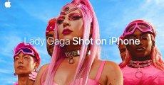 Lady Gaga Klibini iPhone 11 Pro Modeli ile Çekti