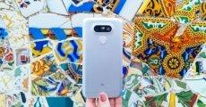LG G5 Ön Siparişleri Açıldı