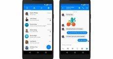 Facebook Messenger Tasarımı Değişti