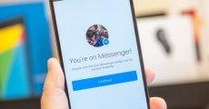 Messenger Materyal Tasarıma Geçecek
