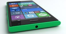 Selfie Telefon Nokia Lumia 735