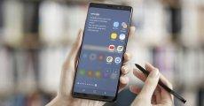 Galaxy Note 9 Çentikli Ekran ile Gelebilir