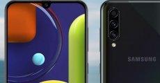 Samsung Galaxy A50s Tanıtıldı