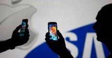 Samsung, Apple'ı Geride Bırakıyor
