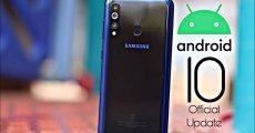 Galaxy M40 için Android 10 Müjdesi