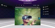 Samsung VR için Web Destekli İnternet Geldi