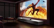 Sony'nin Yeni Ev Sineması Projektörü İle Tanışın!