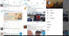 Twitter Yeni Görünümünü Test Ediyor
