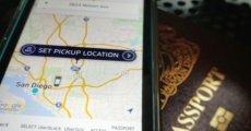 Uber'in Yeni Uygulaması Ortaya Çıktı