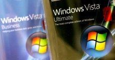 Windows Vista Artık Tarih Oluyor