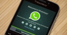 WhatsApp, BlackBerry Desteğini Bitiriyor