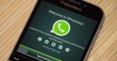 WhatsApp, BlackBerry Desteğini Bitiriyor