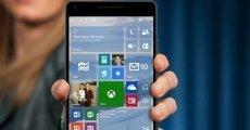 Windows 10 Mobile için Yeni Güncelleme Çıktı
