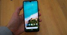 Xiaomi Mi A4 Güncelleme Aldı