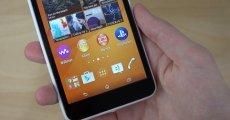 Sony'nin Yeni Telefonu Ortaya Çıktı