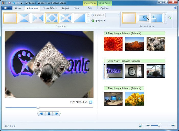 windows movie maker windows 7 64 bit indir